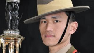 Rifleman Sachin Limbu