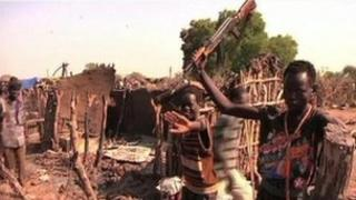 Lou Nuer fighter (file photo)