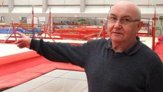 John Pawsey, Waveney Gymnastics Club