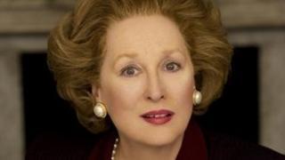 Meryl Streep as Baroness Thatcher