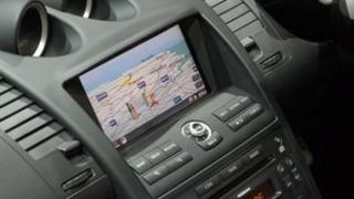 Car sat-nav system