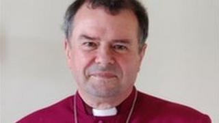Right Reverend Michael Perham