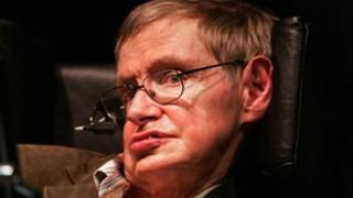 view download images  Images Unwell Hawking misses 70th birthday celebrations - BBC News