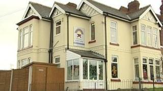 The Cottage Day nursery in Mansfield Road, Heanor
