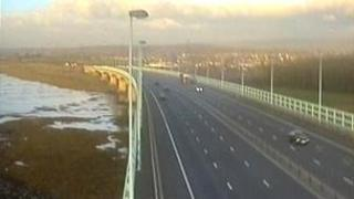 M4 second crossing [Pic: Traffic Wales]
