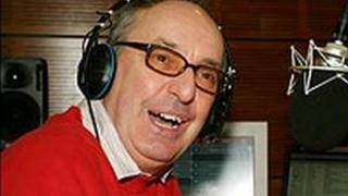 Les Ross former BBC Birmingham and long-time BRMB presenter
