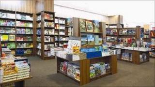 Books supplied by Webbs