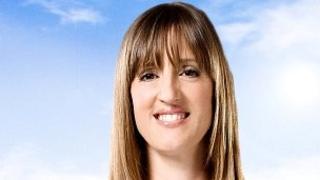 Karen Pickering, file pic