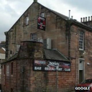 Monkey Bar, Kilmarnock