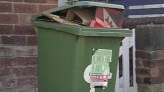 Sheffield dustbin