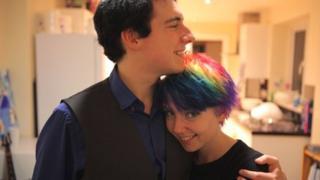 Jenni Goodchild and Tim