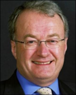 Councillor Colin Barrow