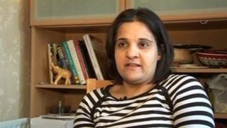 Parent Saima Sherburn