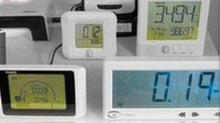 electricity monitors