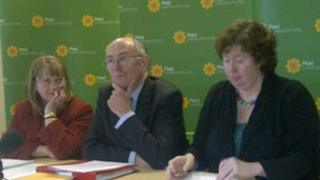 Jocelyn Davies, Eurfyl ap Gwilym, Helen Mary Jones