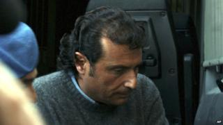 Francesco Schettino has admitted making a 'navigational mistake' according to an Italian paper