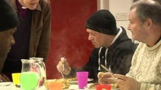 Homeless centre