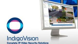 IndigoVision website