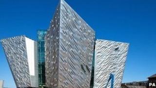 Titanic Signature building