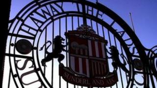 Stadium of Light main gate