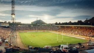 Crowd of over 24,000 at Odsal