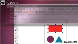 Ubuntu's HUD system
