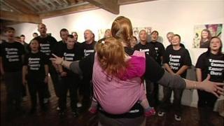 Raucous Caucus Recovery Chorus