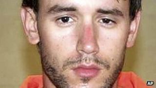 file photo provided by the Connecticut State Police shows Joshua Komisarjevsky 23 July 2007