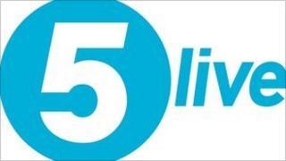 BBC 5 live logo
