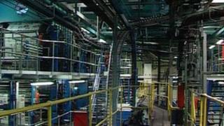 The Leeds printing press