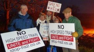 Cubbington Action Group Against HS2