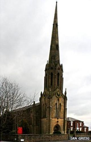 Church of St Catherine in Scholes