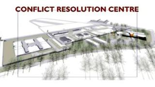 Conflict Resolution Centre at the Maze