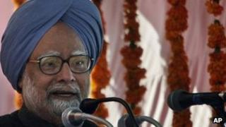 Manmohan Singh, file pic