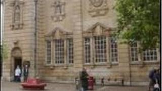 Northampton library on Abingdon Street