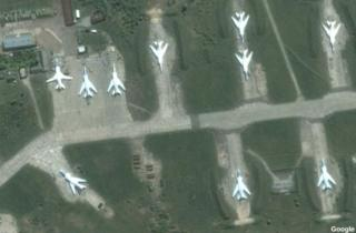Sol'tsy airbase, Russia