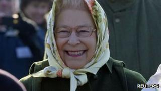 The Queen marks her 60th year on the throne in 2012