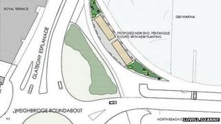 Plans for petanque courts in St Peter Port