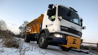 City of York gritter