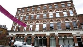 No.9 Guildhall Road where the NAC will relocate to.