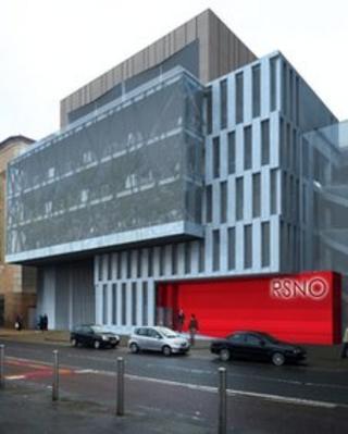 New RSNO building