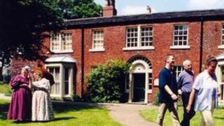 Red House Museum in Gomersal, Cleckheaton