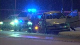 Accident in Swindon on 10/2/2012