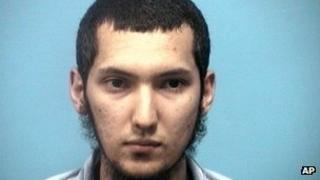 Photo of Ulugbek Kodirov handed out by Sheriff's office of Shelby County, Alabama
