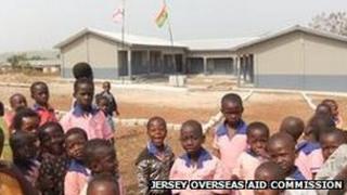 Dreamlands School, Ghana