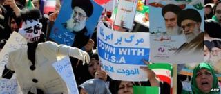 Tehran rally on 11 February