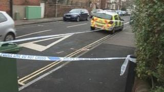 Where the man was found by his friends in Temple Street