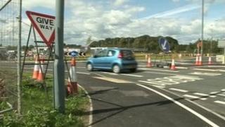 Road in Cumbria