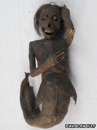 Buxton Mermaid