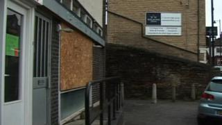 The Nat West branch in Farsley which has closed down